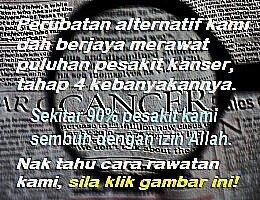 rawatan alternatif kanser cara kami